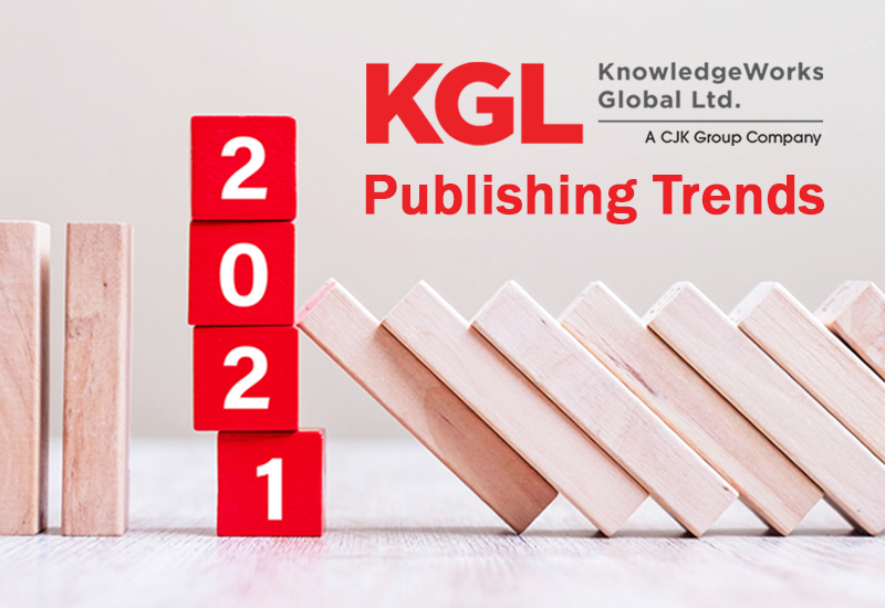 2021 Publishing Trends